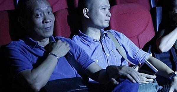 Trong cuộc sống đời thường, MC Lại Văn Sâm không quá nghiêm khắc với con trai.