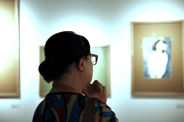 Được tiếp cận với nhiều kiến thức hội họa, các học viên đã hiểu sâu hơn, có thêm cảm nhận với những giá trị của các tác phẩm thuộc loại hình nghệ thuật này.