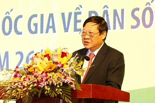 Ông Nguyễn Viết Tiến - Thứ trưởng Bộ Y tế.