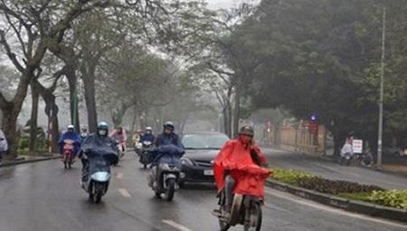 Miền Bắc bước vào đợt mưa rét do ảnh hưởng của không khí lạnh tăng cường. Ảnh minh họa: TL