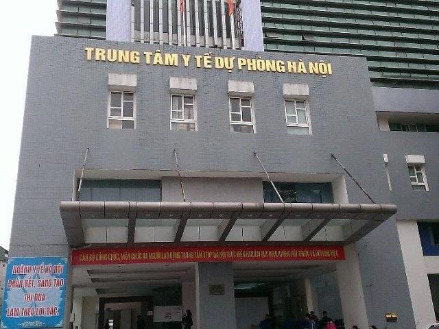 Hà Nội đã tổ chức lại 9 đơn vị trong hệ thống y tế dự phòng tuyến thành phố (sáp nhập làm 1) và giữ nguyên tên gọi là Trung tâm Y tế dự phòng