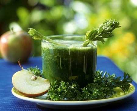 Người có bệnh bao tử thì nên xay hoặc nấu nước uống tốt hơn là ăn lá tươi, nhất là lá già. Ảnh minh họa