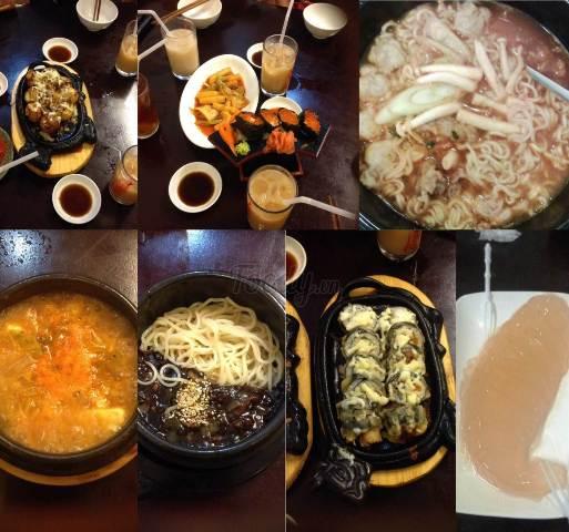 Một số món hấp dẫn, đậm chất Nhật - Hàn tại quán Mychis