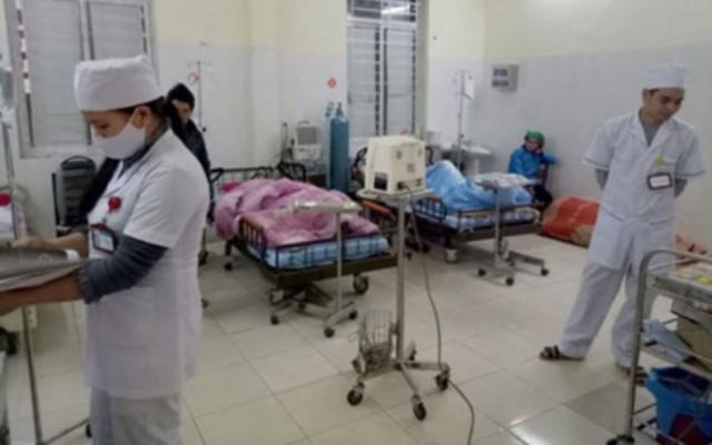 Tính đến ngày 5/10 đã có 52 bệnh nhân nhập viện nghi ngộ độc thực phẩm.