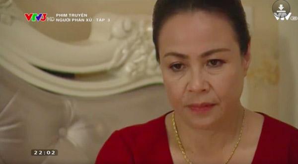 Nhân vật bà Hồ Thu có diễn biến tâm lý phức tạp