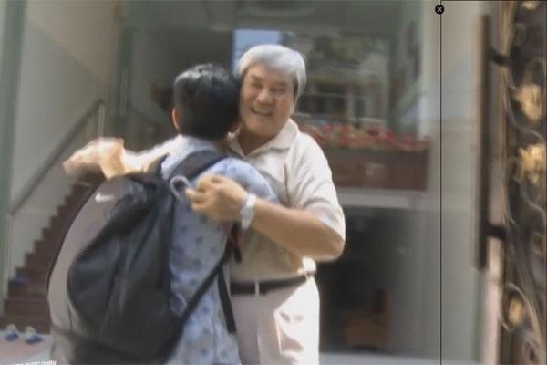 Ngôi biệt thự trong clip giới thiệu về gia đình Phan Hiển trong cuộc thi So you think you can dance 2013.