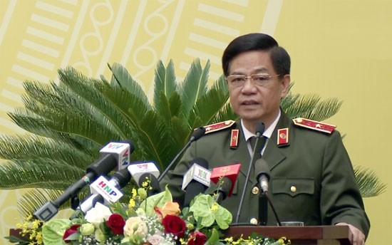 Thiếu tướng Đoàn Duy Khương, Giám đốc CATP Hà Nội cho biết, đây là vụ việc xảy ra với nhiều tình tiết, nhiều nội dung, cần phải tập trung lực lượng, biện pháp để xác minh, điều tra làm rõ.
