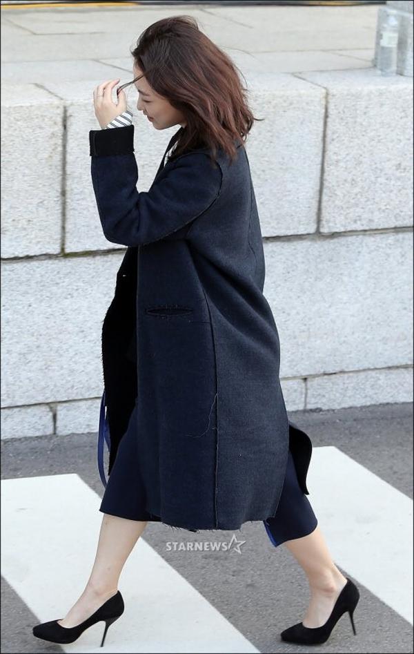 Park Bo Young, bạn gái tin đồn trước đây của chú rể.