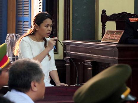 Bà Trần Ngọc Bích con gái của ông Trần Quý Thanh. Ảnh: TL