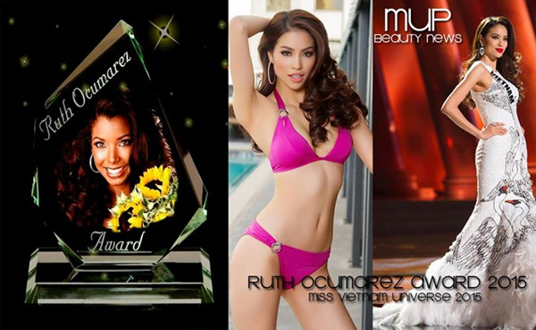 Chuyên trang Missosology bình chọn Phạm Hương là thí sinh kém may mắn nhất của Hoa hậu Hoàn vũ 2015. Không ai có thể tin được Phạm Hương tay trắng tại Miss Universe 2015.
