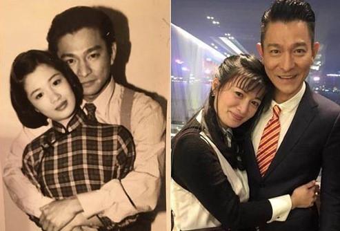 Từng là thầy, người có công lớn nhưng Lưu Đức Hoa lại bị cô gái mới 20 tuổi phản bội. Mối quan hệ của họ sau đó đã bị đóng băng. Ảnh: Sina.
