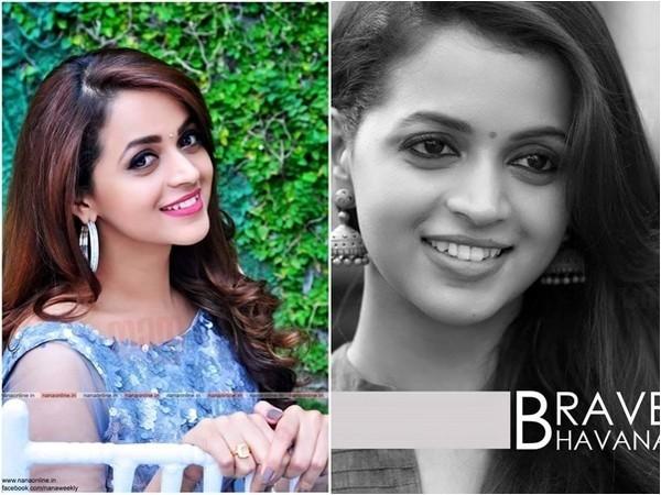 Nữ diễn viên Bhavana bị cưỡng hiếp tập thể trên xe hơi. Ảnh: IT.