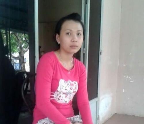 Chị Trang nhớ lại vụ án mạng.