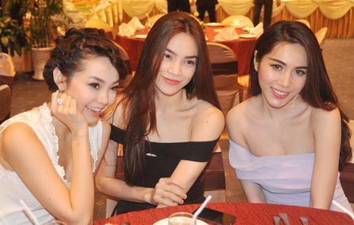 Minh Hằng và Hồ Ngọc Hà từng cùng kết hợp trong nhiều dự án