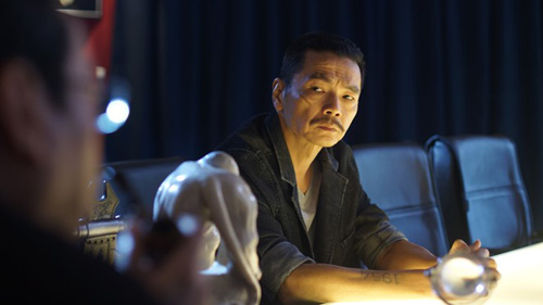 NSƯT đang được chú ý với vai Lương Bổng trong Người phán xử.