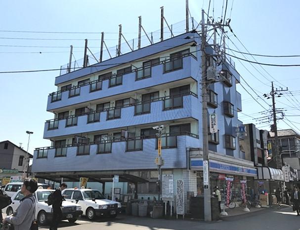 Căn nhà của nghi phạm Shibuya ở Matsudo. Ảnh: news-postseven.