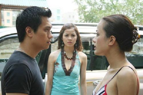Việt Anh và vai diễn Cao Thanh Lâm trong Chạy án.