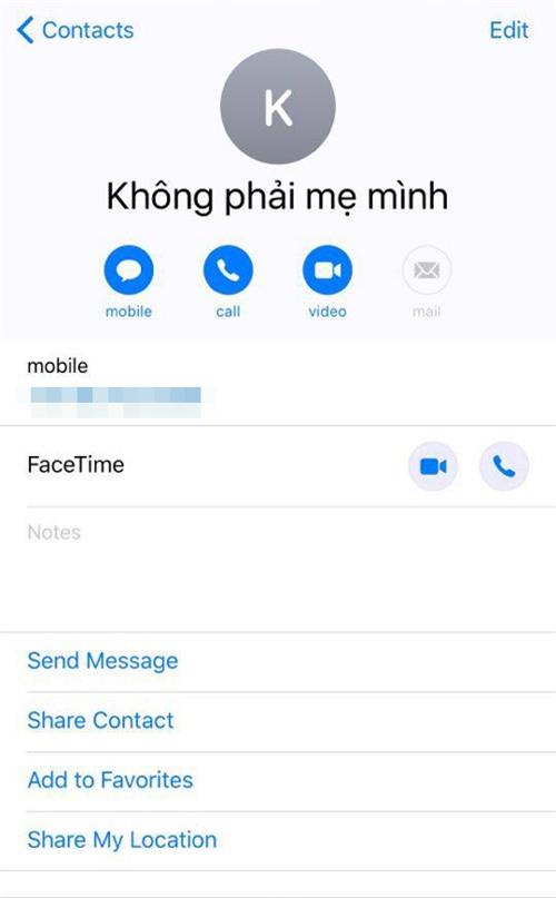 Cười nghiêng ngả với muôn kiểu đặt tên mẹ chồng trong điện thoại của con dâu