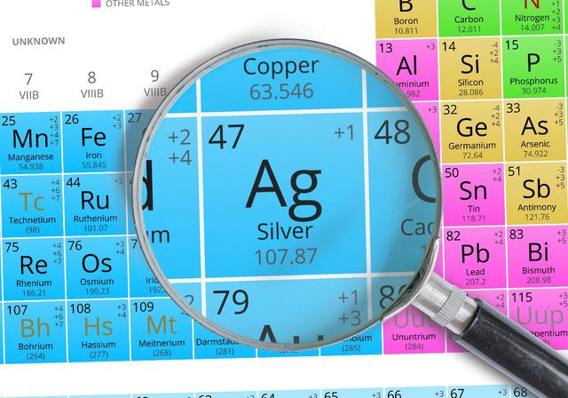 Từ thời cổ đại, bạc đã được xem là kim loại quý, giàu tính thực tiễn