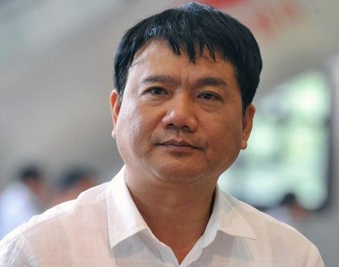 Ông Đinh La Thăng.