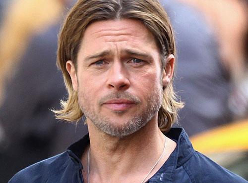 Brad Pitt được cho là cai nghiện rượu ở Los Angeles.