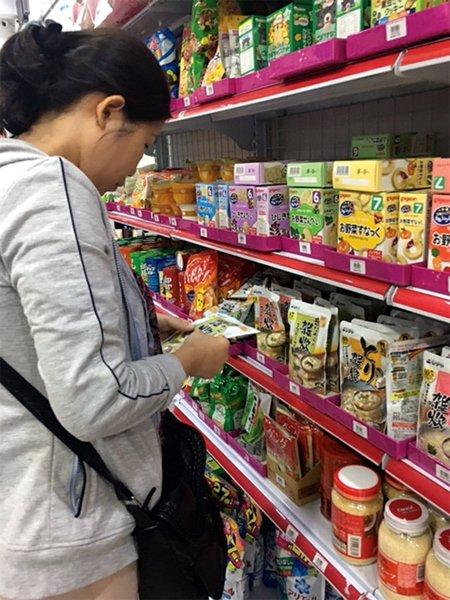 Nhiều người chuộng mua hàng Nhật nội địa bất chấp giá cao; nhãn mác, chất lượng không rõ ràng