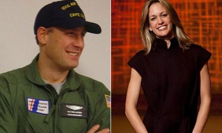 Blumin (ảnh phải) là CEO của công ty tổ chức sự kiện Skylight, có trụ sở tại thành phố New York còn Ulrich là một phi công dày dặn kinh nghiệm, đến từ bang New Hampshire. Ảnh: News.