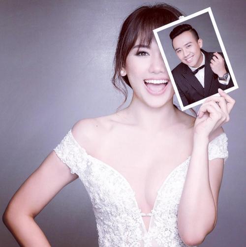 Sau hôn nhân, Hari Won càng trở nên xinh đẹp và ưa nhìn