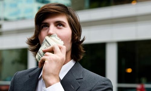 Sự giàu có liên quan nhiều đến tính cách hơn là trí tuệ. Ảnh: Entrepreneur