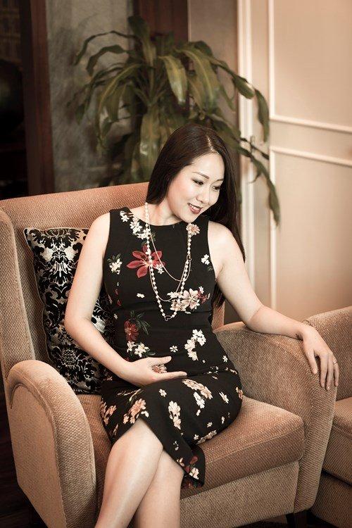 Hoa hậu Ngô Phương Lan lần đầu nói về nỗi đau mất con