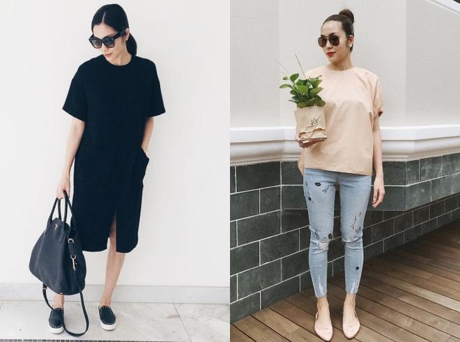 Sau 4 tháng sinh con thứ 2, thân hình của Tăng Thanh Hà ra sao?