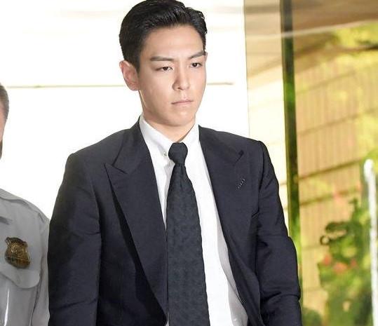 T.O.P (Big Bang) ra tòa: 'Con xin lỗi mẹ'