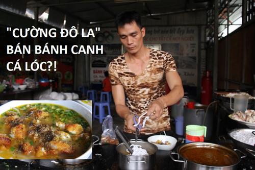 VIDEO: Mục sở thị quán bánh canh cá lóc của Cường Đô La - Thực hiện: Lê Nam - Lưu Trân