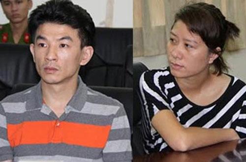 Hsu Ming Jung và cấp dưới Đoàn Thị Luyến.