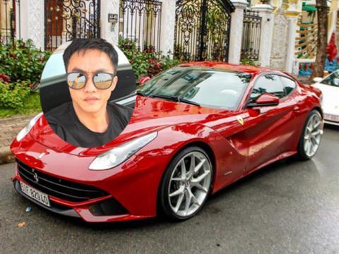 Nguyễn Quốc Cường cho biết siêu xe là niềm đam mê của anh, nó rạch ròi với công việc hay tình yêu