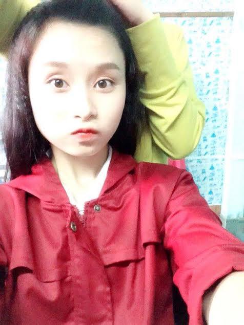 Hình ảnh thiếu nữ Đặng Thị Huế trước khi đi dự đám cưới rồi mất tích. Ảnh: Gia đình cung cấp