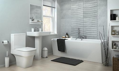 Các gia đình nên cân nhắc kỹ khi lắp đặt bồn tắm hay khu tắm đứng. Ảnh minh họa:Norcal.
