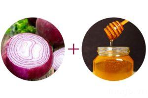 Hành tây và mật ong nguyên chất làm lông mày mọc nhanh chỉ sau 14 ngày
