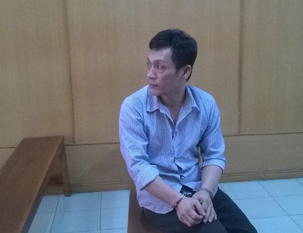 Trần Tú Uyên tại tòa