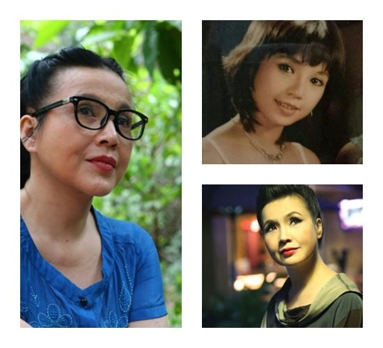 NSND Lan Hương mang vẻ đẹp dịu dàng, quý phái chuẩn mực người phụ nữ Việt Nam.