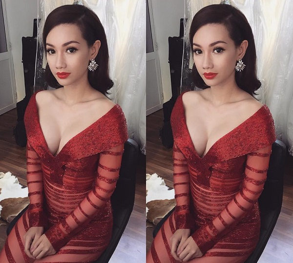 MC Quỳnh Chi mặc sexy, mạnh tay sắm hàng hiệu xa xỉ sau khi bỏ đại gia