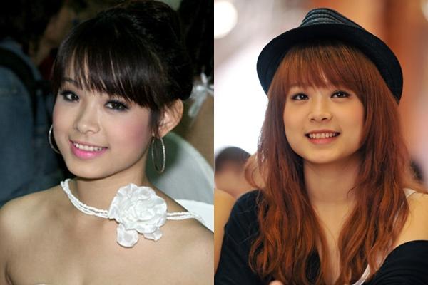 Huyền Baby nổi lên từ sau cuộc thi Miss Teen 2009.