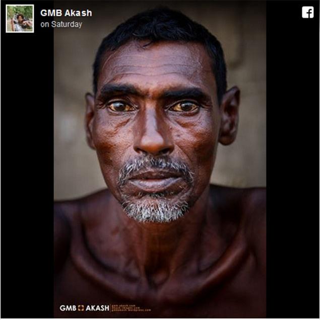 Bức ảnh ấn tượng nhất của GMB Akash trong thời gian gần đây. Ảnh GMB Akash