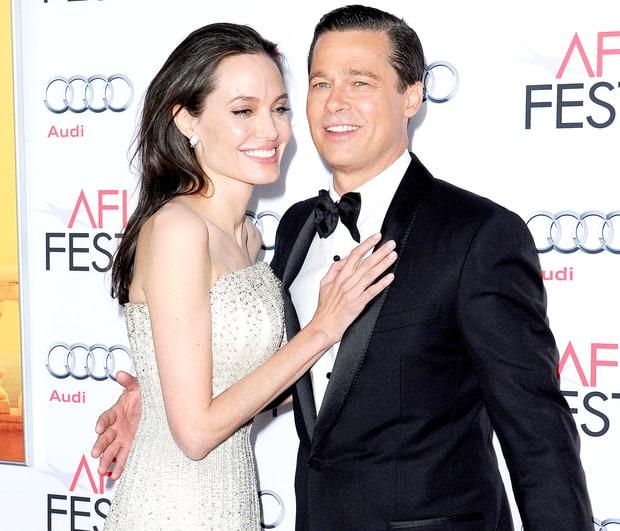 Angelina và Brad Pitt trì hoãn việc ly hôn giữa tin đồn đang dần hàn gắn