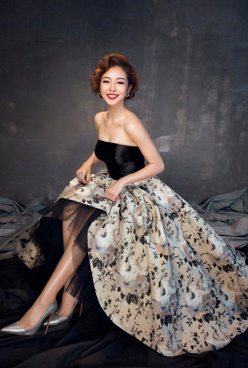 Jennifer Phạm khiến đàn ông mê đắm khó quên