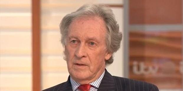 Ông Colin Tebbutt từng là tài xế chính thức kiêm phụ tá đáng tin cậy nhất của Công nương Diana.