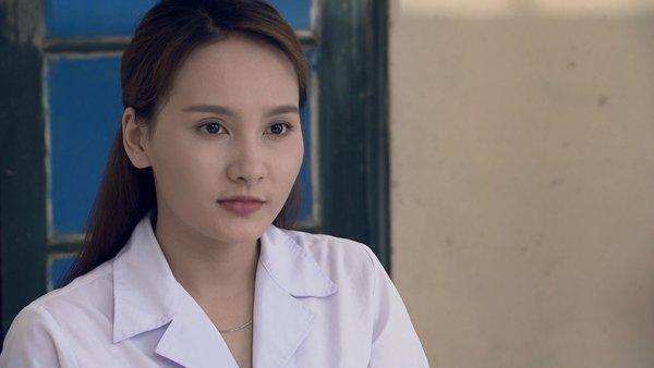 Bảo Thanh trong phim Người phán xử.
