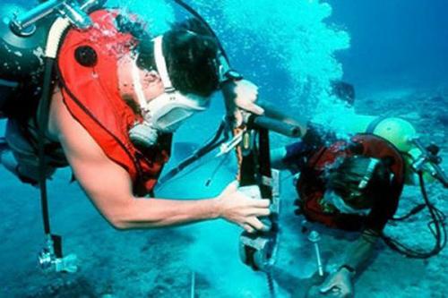 Tuyến cáp quang biển AAG, IA, SMW3 đồng loạt gặp sự cố. Ảnh minh họa.