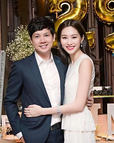 Đặng Thu Thảo có hơn 1000 ngày yêu, trước khi quyết định kết hôn với Trung Tín
