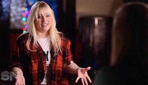 Trong cuộc phỏng vấn với Sunday Night, phần tính cách thuộc về Jake đã xuất hiện.